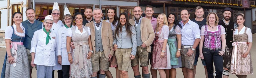 Cannstatter Volksfest - Familie Klauss & Klauss