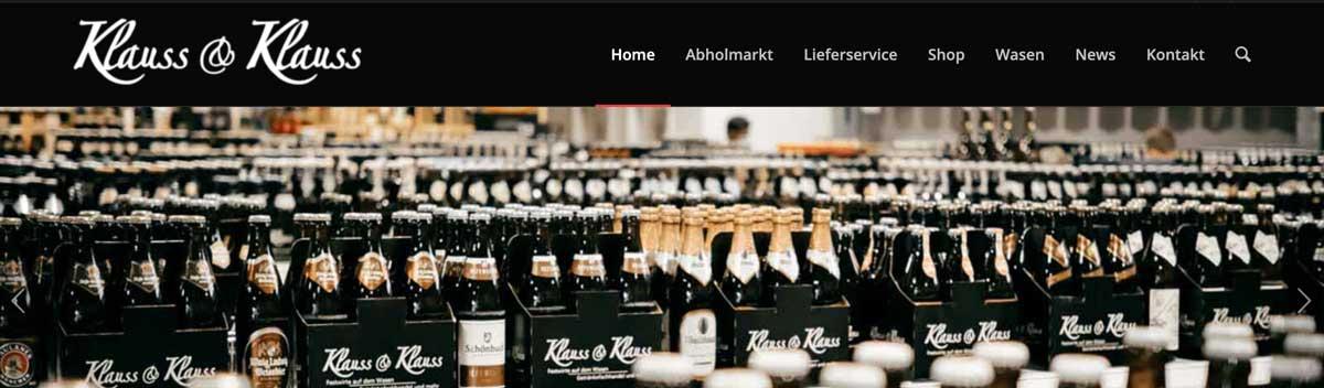 Getränke Klauss news_01